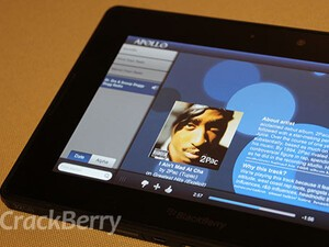 Apollo serves up Pandora's streaming music to your BlackBerry PlayBook