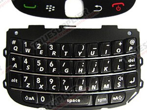 BlackBerry 9800 slider replacement parts for sale; Just how close are we to launch?!?