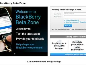 BlackBerry Beta Zone receives a makeover, now more user friendly