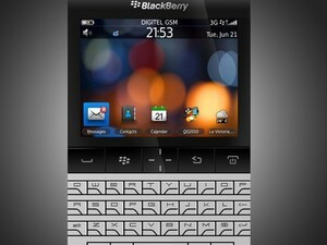Porsche designed BlackBerry to be officially announced October 27th