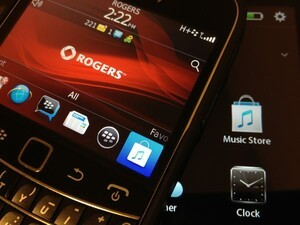 BlackBerry Music Store app now available for download from BlackBerry App World