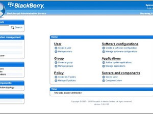 BlackBerry Enterprise Server SP1 MR 1 Adds Support For Exchange 2010