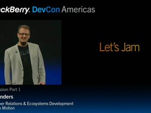 RIM introduces BlackBerry Jam - a new resource for BlackBerry developers