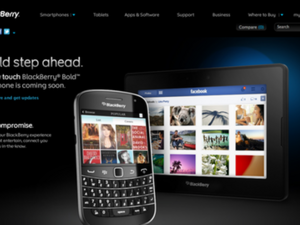 RIM outs the all new BlackBerry Bold Touch ahead of BlackBerry World Conference