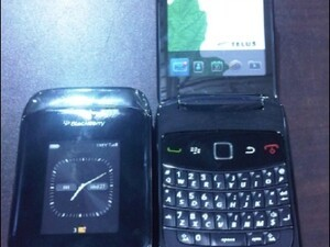 BlackBerry Style 9670 dummy units now arriving at TELUS