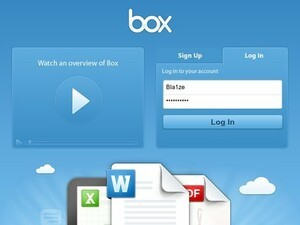 Box for BlackBerry PlayBook offers 5GB of free storage!