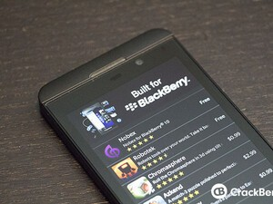Built for BlackBerry program updated and improved!