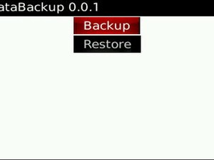 S4BB Launches DataBackup Public Beta Allows For Contacts Storage On SD Card