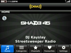 XM Radio Online+ Now Available To Canadian Users