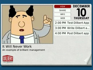 Dilbert And The New Yorker Help Bring Some Humor To Your Daily Events
