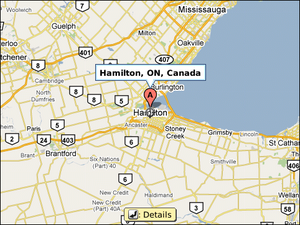 Hamilton Police Nab Car Jacker Using Owners BlackBerry GPS?!?