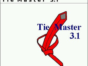 Learn How To Tie Your Own Ties Using Tie Master On Your BlackBerry!