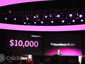 Certified quality apps coming to BlackBerry App World along with a $10,000 incentive to build them