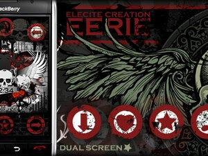 Eerie- New Dark Style Premium Theme From Elecite