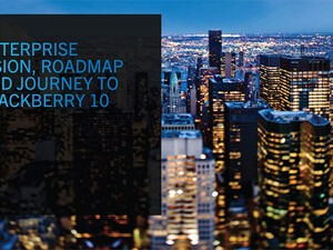BlackBerry Enterprise Forum 2012 kicks off in October, register now to attend an event near you!