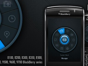 Explicit - A Premium BlackBerry Theme From Hedone Design With Some Serious Style