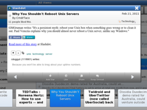 GeeReader for the BlackBerry PlayBook updated to v1.0.11