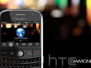 Premium HTC Diamond Bold Theme From EThemes