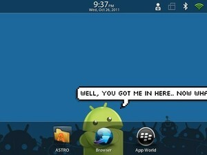 BlackBerry PlayBook OS v2.0 Developer Beta updated