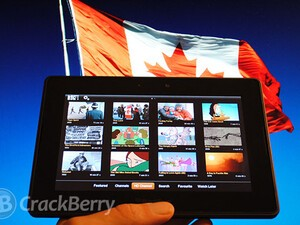 NFB Films for the BlackBerry PlayBook updated to v.2.2.10