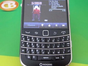 Pandora for BlackBerry updated to v1.1.12