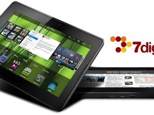 Press Release: 7digital and RIM Strike a Chord with Music Store on the BlackBerry PlayBook