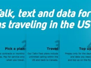 Roam Mobility now offering affordable voice, data and text plans for Canadians visiting the US