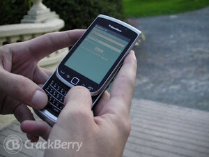 Rogers releases OS 7.1.0.391 for the BlackBerry Torch 9810