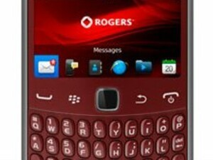 Red BlackBerry Curve 9360 now available from Rogers