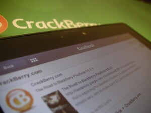 Facebook for PlayBook updated to v2.2.0.39, includes bug fixes and PlayBook OS 2.0 compatibility