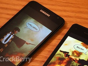 Brainstorming BB10: BlackBerry should out gun Samsung on Facebook