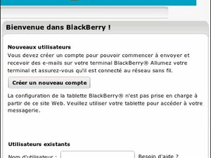 BlackBerry Internet Service 4.1 goes live in Europe