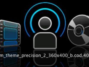 BlackBerry Theme Developers - Real BlackBerry 6 icons now available [multiple resources]