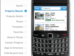 Rent.com launches new Blackberry app for apartment hunters and renters