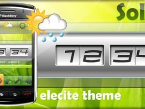 Solar - Bright New Premium Theme From Elecite