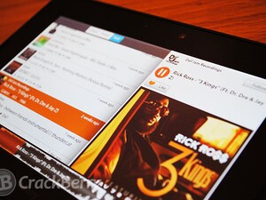 SoundNine Beta for the BlackBerry PlayBook updated, login issues resolved