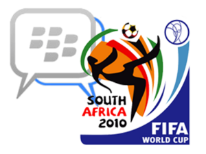 BBM connects fans in greatest World Cup moments - RIM releases BlackBerry Messenger usage stats