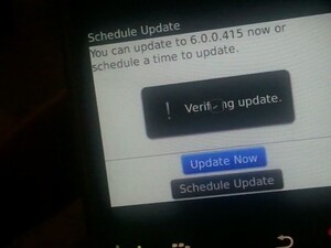 Sprint rolling out OS 6.0.0.415 OTA's for the BlackBerry Bold 9650 and BlackBerry Curve 3G