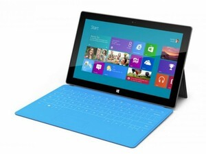 Microsoft announces the Surface tablet [the competition]