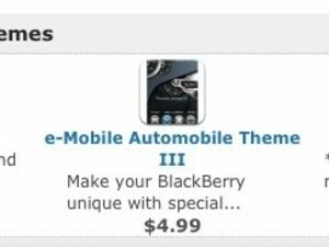 Will RIM allow themes for QNX devices or are those days over?