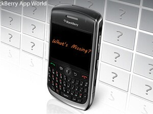 What Do You Want For BlackBerry Applications?