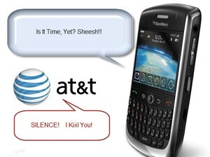 AT&T Launching BlackBerry Curve 8900 May 22nd