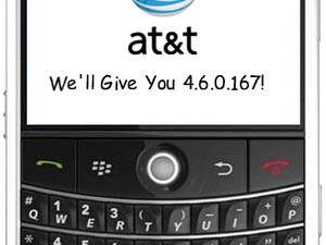 AT&T Releases Bold OS 4.6.0.167!