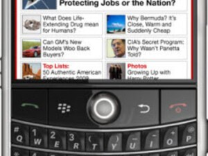 TIME Magazine Launches Mobile App for BlackBerry