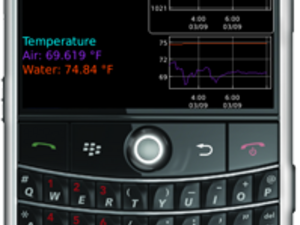 Mobile Mariner - Marine Forecasts, Tides and Live Weather Conditions on Your BlackBerry