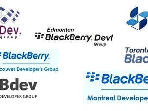 BlackBerry Developer Groups and Super Apps Challenge -  A reminder as we head into DevCon