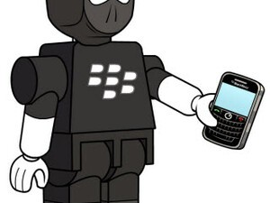 Now You Can Be A BlackBerry Ninja Too... Or At Least Wear The Shirt!