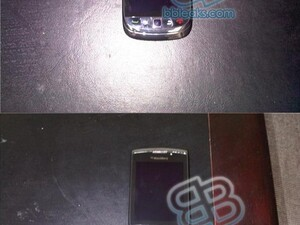 BlackBerry Slider Emerges - See First Photos!