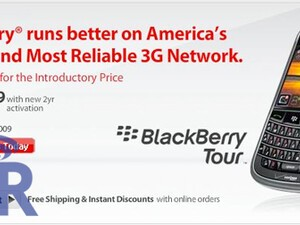 Verizon Tour Arrives On July 12th For $199.99!
