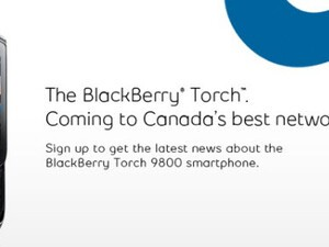Bell announces Sept. 24th release date for the BlackBerry Torch